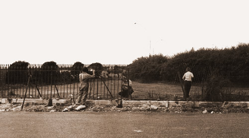 Kemp Town Enclosures - Historic Photographs